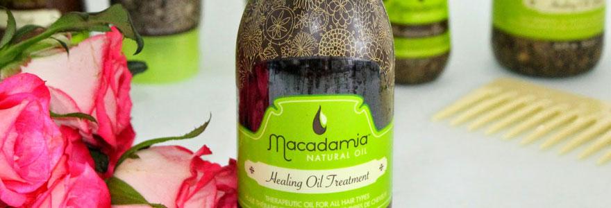 huile de macadamia,