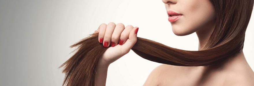 lissage pour cheveux